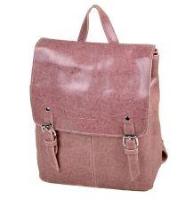 Сумка Женская Рюкзак иск-кожа ALEX RAI 7-01 12018 pink