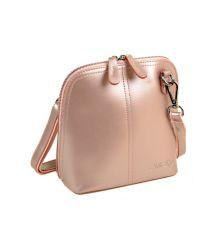 Сумка Женская Клатч кожа ALEX RAI 7-02 8803 pink-gold