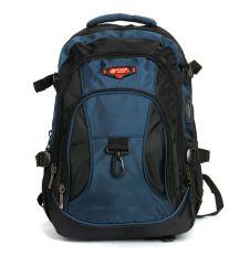 Рюкзак Городской нейлон Power In Eavas 9618 black-blue