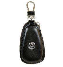 Кошелек Ключница Авто кожа F633 Volkswagen black