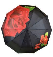 Зонт Полуавтомат Женский полиэстер 469 роза