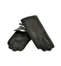 Перчатка Мужская кожа M22/17-1 мод1 black махра