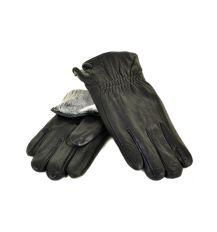 Перчатка Мужская кожа M22/17-1 мод2 black махра