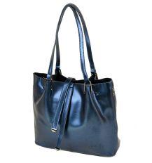 Сумка Женская Классическая кожа ALEX RAI 10-03 317 chromatic-blue