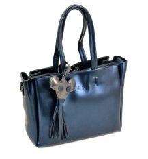 Сумка Женская Классическая кожа ALEX RAI 10-03 8682 chromatic-blue