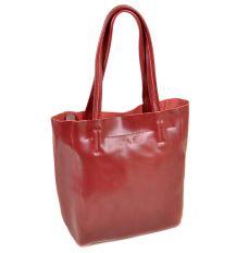 Сумка Женская Классическая кожа ALEX RAI 10-03 J003 red-pearl