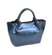 Сумка Женская Классическая кожа ALEX RAI 10-03 8649-2 pearl-blue