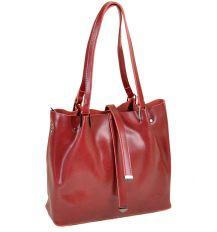 Сумка Женская Классическая кожа ALEX RAI 10-03 317 colored-red