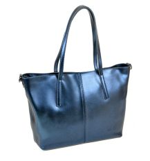 Сумка Женская Классическая кожа ALEX RAI 10-03 8129 pearl-blue