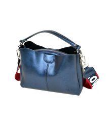 Сумка Женская Классическая кожа ALEX RAI 10-04 1383 blue