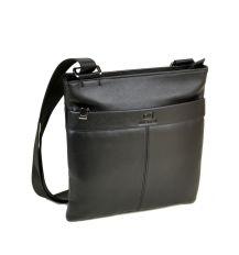 Сумка Мужская Планшет кожаный BRETTON BE 72970-1 black