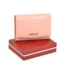 Кошелек Color женский кожаный BRETTON W5458 pink