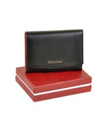 Кошелек Color женский кожаный BRETTON W5458 black