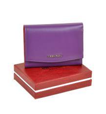 Кошелек Color женский кожаный BRETTON W5458 purple
