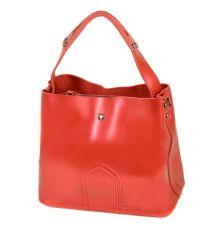 Сумка Женская Классическая кожа ALEX RAI 03-1 8641 special-red