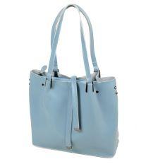Сумка Женская Классическая кожа ALEX RAI 03-1 317 light-blue