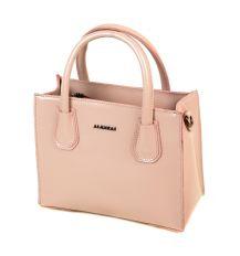 Сумка Женская Классическая кожа ALEX RAI 03-1 1527 pink