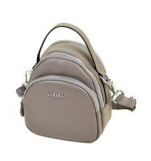Сумка Женская Клатч кожа ALEX RAI 03-1 3905 grey
