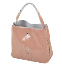 Сумка Женская Классическая кожа-лак ALEX RAI 03-3 L8641 pink