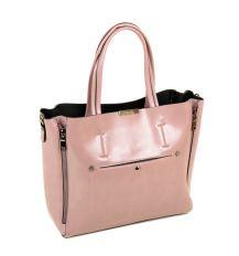Сумка Женская Классическая иск-кожа ALEX RAI 03-5 8650 pink