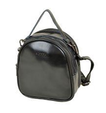 Сумка Женская Рюкзак кожа ALEX RAI 03-4 1189 black
