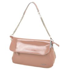 Сумка Женская Классическая кожа-лак ALEX RAI 03-3 L8605 pink