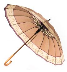 Зонт Трость Женская полиэстер 8-3-3