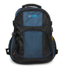 Рюкзак Городской нейлон Power In Eavas 8511 black-blue