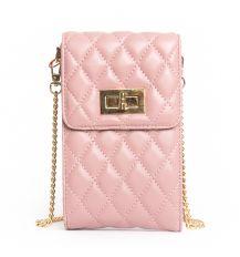 Сумка Женская Клатч кожа ALEX RAI 03-1 1038 pink