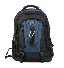 Рюкзак Городской нейлон Power In Eavas 8215 black-blue