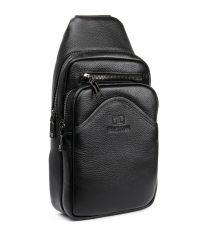 Рюкзак Городской кожаный BRETTON BP 7936-42 black