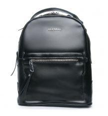 Сумка Женская Рюкзак кожа ALEX RAI 08-2 8695-2 black
