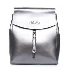 Сумка Женская Рюкзак кожа ALEX RAI 08-2 3206 bright-grey