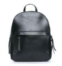 Сумка Женская Рюкзак кожа ALEX RAI 08-2 337 black