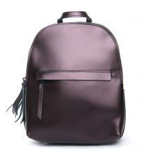Сумка Женская Рюкзак кожа ALEX RAI 08-2 337 brown