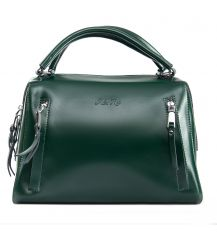 Сумка Женская Классическая кожа ALEX RAI 09-2 8763 green