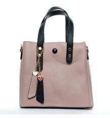 Сумка Женская Классическая иск-кожа 1-01 965-1 pink