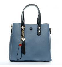 Сумка Женская Классическая иск-кожа 1-01 965-1 blue