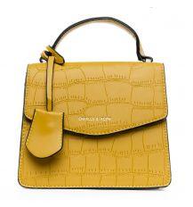 Сумка Женская Клатч иск-кожа 1-01 1603 yellow