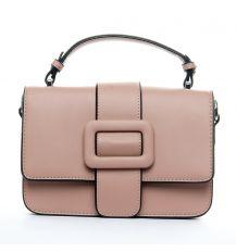 Сумка Женская Клатч иск-кожа 1-01 8973 pink