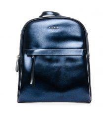 Сумка Женская Рюкзак кожа ALEX RAI 1-06 8694-2 blue