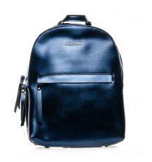 Сумка Женская Рюкзак кожа ALEX RAI 1-06 337 blue