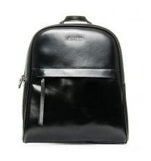 Сумка Женская Рюкзак кожа ALEX RAI 1-06 8694-2 black
