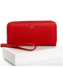Кошелек Classic кожа DR. BOND W39-3 red