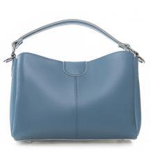 Сумка Женская Классическая кожа ALEX RAI 2-02 1383 blue