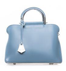 Сумка Женская Классическая кожа ALEX RAI 2-02 8765 light-blue