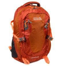 Рюкзак Туристический нейлон Royal Mountain 8463 orange
