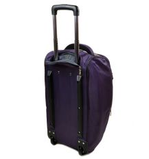 Дорожная Сумка на колесах нейлон 22838-24in violet