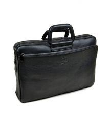Сумка Мужская Портфель кожа BRETTON 7813-1 black