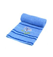 Полотенце Лицевое махра 2910-1 blue